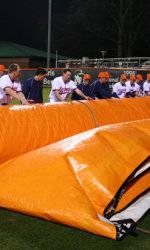 Clemson vs. North Carolina Baseball Game Saturday Suspended Due to Rain