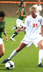 Clemson Women's Soccer Team Falls to 10th-Ranked Virginia Sunday