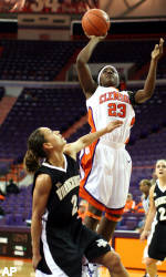 Clemson To Take On Flyers In Dayton On Tuesday Night
