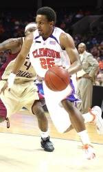 Clemson Men's Basketball Holds 2008 Awards Banquet Sunday