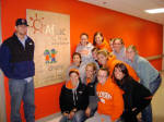 Tiger Student-Athletes Participate in Sam Robb Run and Visit Children's Healthcare of Atlanta
