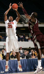 Tigers Fall To Texas A&M 69-60