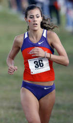 McCormack Earns All-ACC Honor, Tiger Women Match Best ACC Cross Country Finish in 12 Years