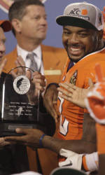 AgSouth Homegrown Athlete of the Week – Tajh Boyd