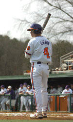 #14 Tigers Trounce College of Charleston 19-7 Tuesday