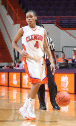 Clemson Women's Basketball To Face Wake Forest On Sunday