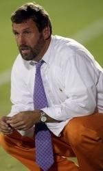 Virginia Defeats Clemson 2-0 in Men's Soccer
