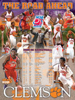 Download Clemson Wallpaper and Schedules as Basketball Practice Begins