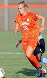 Clemson Women's Soccer Team Defeats The Citadel Monday Night