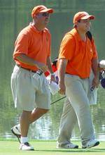 Clemson Second After Two Rounds of Atlanta Intercollegiate