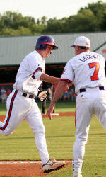 Coach Leggett, Taylor Harbin Preview Tiger Baseball's Trip to the College World Series