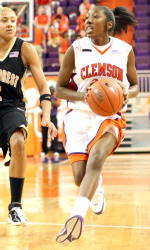 Lady Tigers Post 66-46 Win Over Wake Forest On Sunday