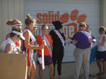 Tiger Rowing Holds Tenth Annual Class Day Regatta