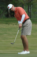 Stanley Tied for 14th after Two Rounds of NCAA Golf