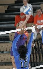 Clemson Wins Second Straight ACC Match With A 3-1 Victory Over Duke In Volleyball Action Friday Night