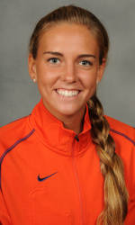 Caroline Magnusson Named to All-ACC Academic Women's Tennis Team