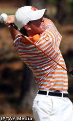Clemson Sixth after Two Rounds of Woodland All-America Tournament