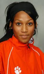 Clemson's Patricia Mamona Earns Bid to NCAA Indoor Track & Field Championships