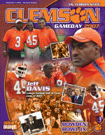 Clemson vs. Florida State Football Game Programs Available for Purchase