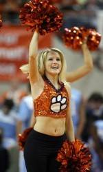 Clemson Rally Cat Tryout Information