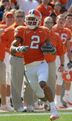 NFL Player and Clemson Alum Chansi Stuckey to Donate $10 for Each Point Clemson Scores Against Duke to Haitian Relief Fund