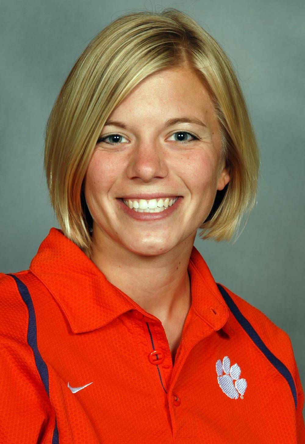 Abby Schreiter Joins Clemson Sports Medicine Staff