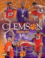 Clemson Men's Track and Field Media Guide Available Online