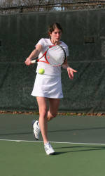 Women's Tennis Concludes Fall Season At Duals In The Desert