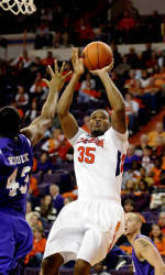 Tigers Down East Carolina 80-63