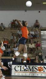 Clemson Volleyball Team Wins Seventh Consecutive Match With 3-0 Victory Over Charleston Southern
