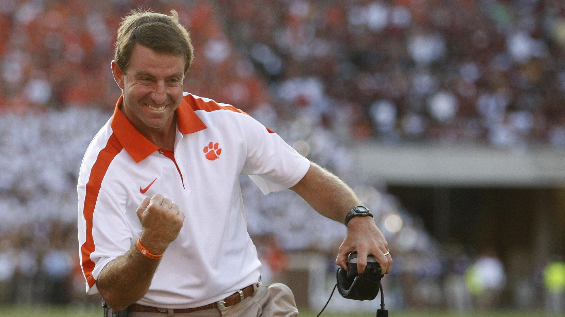 Clemson 14th in Preseason USA Today Poll