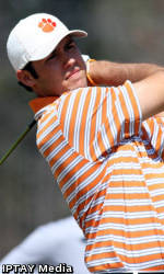 Clemson in First Place Heading into Final Round of Furman Invitational