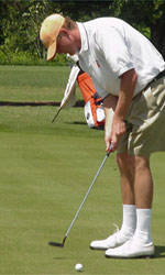 Clemson Stands Fourth After First Round of Carpet Classic