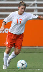 Clemson Women's Soccer Team Comes from Behind to Defeat Charlotte in NCAA Tournament First Round Friday