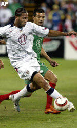 Oguchi Onyewu Featured by Nike for 2006 World Cup