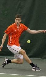 Clemson Will Play Host to Tennis Double Header Sunday