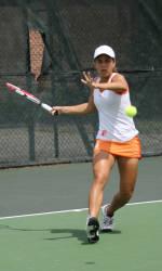 Women's Tennis To Open Season At MCC Collegiate Clay Courts