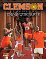 2008-09 Clemson Track & Field Media Guide