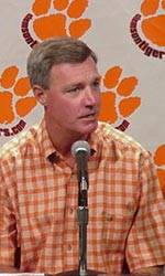 Tommy Bowden Press Conference Audio