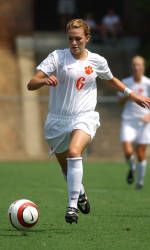 Clemson defeats N.C. State 1-0 in overtime.