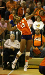 Clemson Volleyball Tabbed Fifth in Preseason Voting