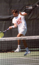 Former Clemson Tennis Star Named Head Men's Tennis Coach at South Carolina