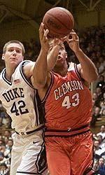 Clemson Falls Short Against No. 9 Duke
