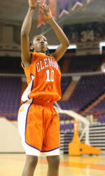 Clemson Downs Charleston Southern, 75-62, On Sunday Afternoon