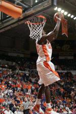 Men's Basketball Set to Host Charleston Southern Friday Night