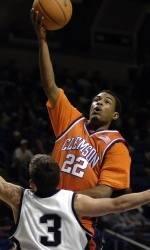Shawan Robinson Named to Men's Basketball All-ACC Academic Team