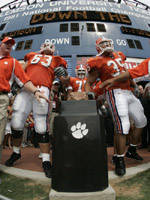 Clemson vs. Temple Tentatively Set for 12:40 PM Kickoff