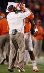 Clemson Football Bowl Practice Report – December 17