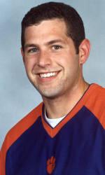 Matt Lombardi Joins Clemson Athletics Staff as Athletic Academic Advisor