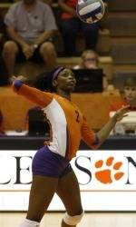 Volleyball Swings North for a Pair